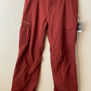$179 Eddie Bauer men snow Pants ,size Xl